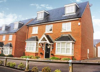 Thumbnail 5 bedroom detached house for sale in Larkspur Drive, Burgess Hill