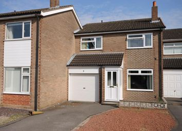 Thumbnail 3 bed terraced house for sale in Richmond Rise, Northallerton
