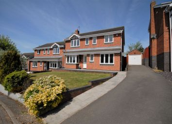 Thumbnail 4 bed detached house for sale in Hawthorne Drive, Thornton