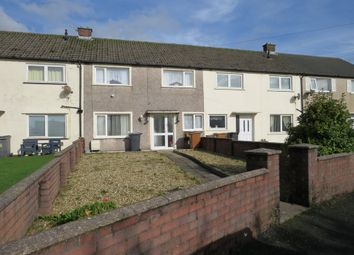 Thumbnail 3 bed terraced house for sale in Queens Crescent, Frizington, Cumbria