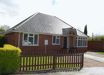 Thumbnail 2 bed bungalow for sale in Elm Road, Albrighton, Wolverhampton