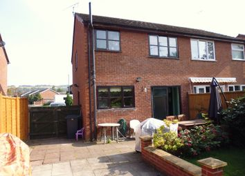 Thumbnail 3 bed semi-detached house to rent in Orchard Drive, Minsterley, Shrewsbury