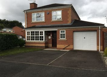 Thumbnail 3 bed detached house to rent in Windmill View, Colwick, Nottingham