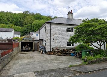 Thumbnail 3 bed semi-detached house for sale in Pantgwynlais, Tongwynlais, Cardiff