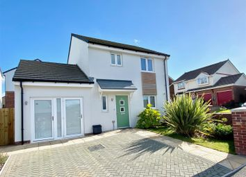 Thumbnail 3 bed detached house for sale in Henry Avent Gardens, Plymouth