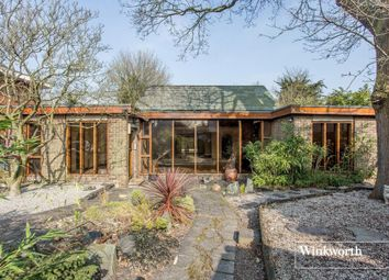 Thumbnail 5 bed detached bungalow to rent in Manor Hall Avenue, London