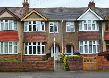 Thumbnail 3 bedroom terraced house to rent in Bridgeman Road, Radford, Coventry