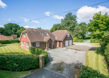 Thumbnail 4 bed detached house for sale in Lime Park, Church Road, Herstmonceux, Hailsham