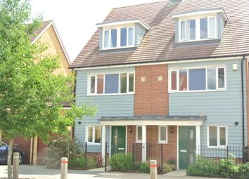 Thumbnail 3 bed semi-detached house to rent in Sir Henry Brackenbury Road, Ashford