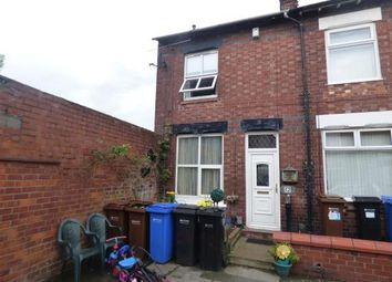 Thumbnail 2 bedroom end terrace house for sale in Ward Street, Hillgate, Stockport