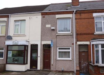 Thumbnail 3 bed terraced house to rent in Coventry Street, Stoke, Coventry, West Midlands