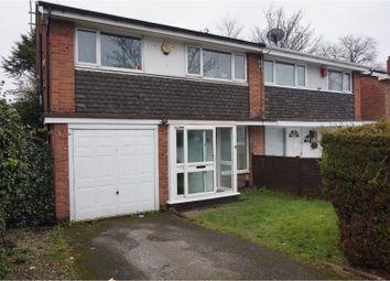 Thumbnail 3 bed semi-detached house for sale in Beaudesert Road, Handsworth, Birmingham