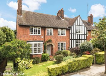 Thumbnail 5 bed property for sale in Brentham Way, Brentham Garden Estate, Ealing, London