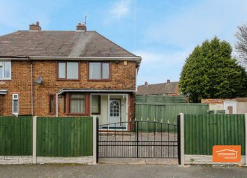 Thumbnail 3 bed semi-detached house for sale in Archer Road, Walsall