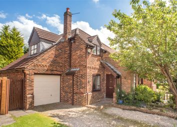 Thumbnail 3 bed detached house for sale in Danes Court, Riccall, York