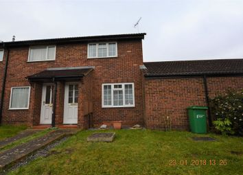 Thumbnail 2 bed end terrace house to rent in Avebury, Cippenham, Slough