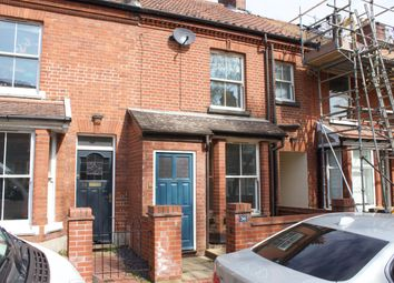 Thumbnail 3 bed terraced house to rent in Highland Road, Norwich, Norfolk