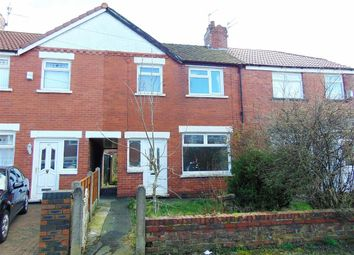 Thumbnail 3 bed semi-detached house for sale in Grange Drive, Blackley, Manchester
