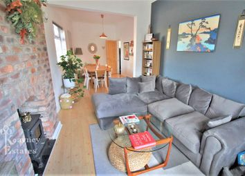 Thumbnail 3 bed end terrace house for sale in Canal Bank, Eccles, Manchester