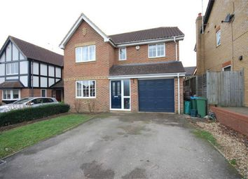 Thumbnail 4 bed detached house for sale in Archer Drive, Aylesbury, Buckinghamshire