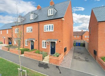 Thumbnail 4 bed town house for sale in Juno Crescent, Brackley
