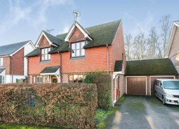 Thumbnail 2 bed semi-detached house for sale in Beauclerk Green, Winchfield