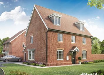 "Thumbnail 5 bedroom detached house for sale in ""Maddoc"" at Barnhorn Road, Bexhill-On-Sea"