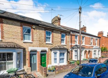 Thumbnail 3 bed terraced house for sale in East Avenue, Oxford