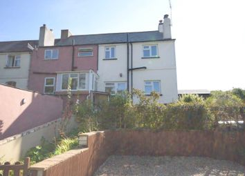 Thumbnail 4 bed end terrace house for sale in Peters Marland, Torrington