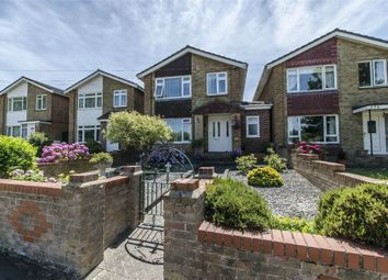 Thumbnail 4 bed detached house for sale in Fair Oak Road, Bishopstoke, Eastleigh, Hampshire