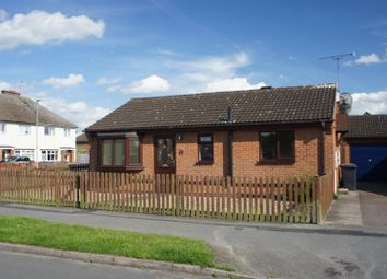 Thumbnail 2 bedroom detached house for sale in Wolsey Drive, Ratby, Leicester