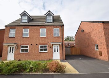 Thumbnail 3 bed semi-detached house for sale in Market Place, Redditch