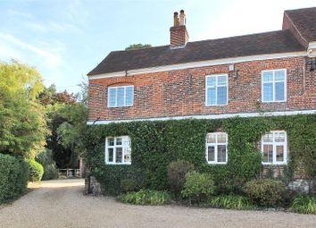 Thumbnail 2 bed semi-detached house to rent in Bradbourne Vale Road, Sevenoaks, Kent