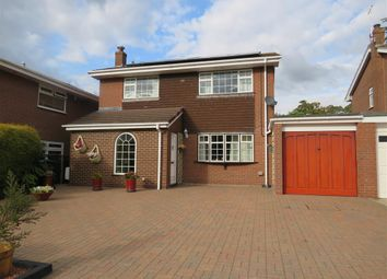 4 bed detached house for sale in Meadow Close, Farndon, Chester CH3