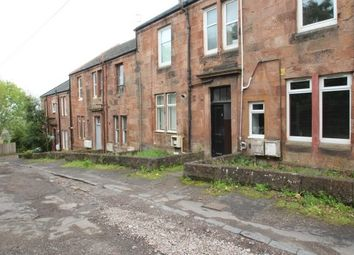 Thumbnail 1 bed flat to rent in Croftbank Crescent, Bothwell