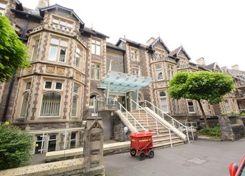 Thumbnail 3 bed flat to rent in Elmdale Road, Tyndalls Park, Bristol