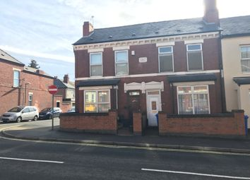 Thumbnail 4 bed terraced house to rent in Dairyhouse Road, Derby