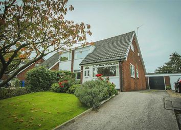 Thumbnail 3 bed semi-detached bungalow for sale in Cherry Tree Grove, Chorley, Lancashire