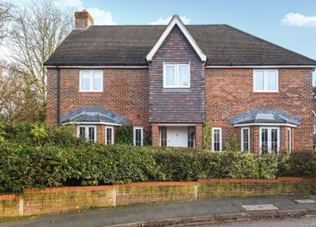 Thumbnail 5 bed detached house for sale in Bisley, Surrey