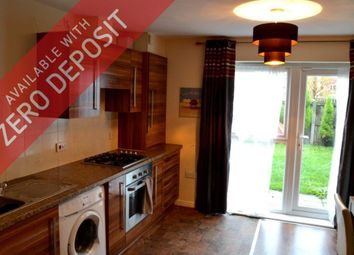 Thumbnail 4 bed detached house to rent in Guide Post Road, Grove Village, Manchester