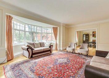 Thumbnail 5 bedroom flat to rent in Eton Court, Eton Avenue, London