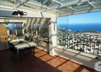 Thumbnail 3 bed apartment for sale in Benitachell Inc Cumbre Del Sol, Alicante, Costa Blanca. Spain