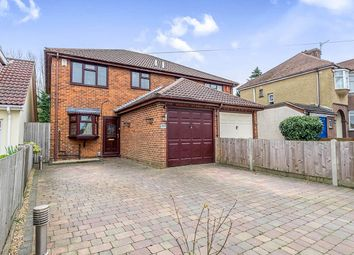 Thumbnail 3 bed semi-detached house for sale in City Way, Rochester