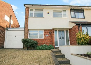 Thumbnail 3 bed semi-detached house for sale in Chalk Pit Avenue, St Pauls Cray, Kent