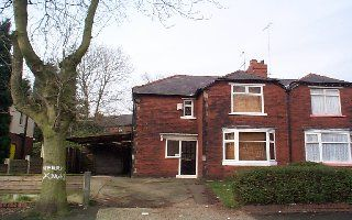 Thumbnail 3 bed semi-detached house to rent in Heywood Road, Prestwich