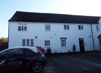 Thumbnail 2 bed flat to rent in Brewhouse Court, Lichfield