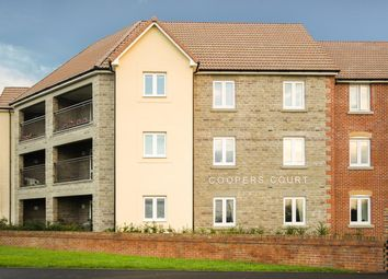 Thumbnail 1 bed flat for sale in Coopers Court, Yate, Bristol