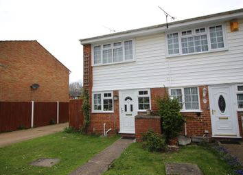 Thumbnail 2 bed property to rent in Waverley Close, Chatham