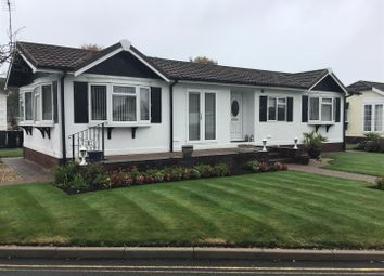 Thumbnail 2 bed mobile/park home for sale in Newport Road, Albrighton