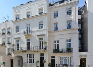 Thumbnail 5 bed property for sale in Halkin Place, London